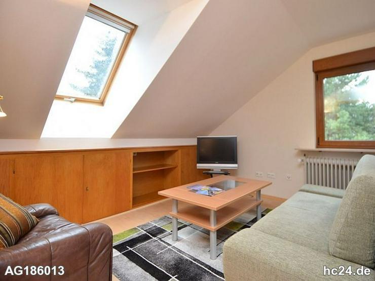 Möblierte 2-Zimmer Dachgeschoss Wohnung in Mainz Mombach