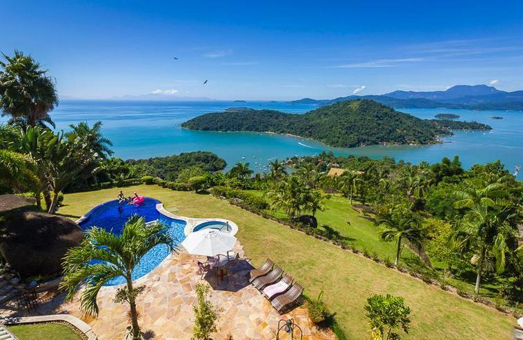 Bild 6: Wunderschönes Herrenhaus mit 5 großen Suiten, ewigem-Pool mit Meerblick