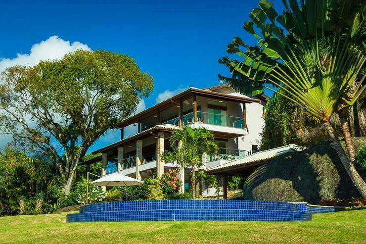 Wunderschönes Herrenhaus mit 5 großen Suiten, ewigem-Pool mit Meerblick - Haus kaufen - Bild 1