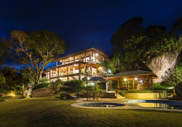 Bild 5: Wunderschönes Herrenhaus mit 5 großen Suiten, ewigem-Pool mit Meerblick