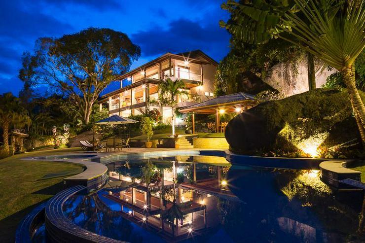 Bild 2: Wunderschönes Herrenhaus mit 5 großen Suiten, ewigem-Pool mit Meerblick