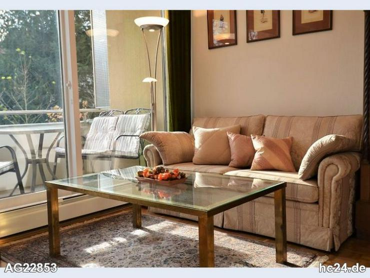 * möblierte 2 Zimmer Wohnung in Augsburg Nähe City Galerie