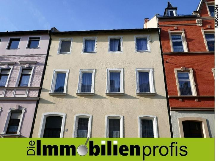 8,5% Mietrendite - Mehrfamilienhaus in der Hofer Innenstadt