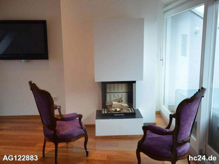 Möbliertes, exklusives Penthouse Apartment, befristet