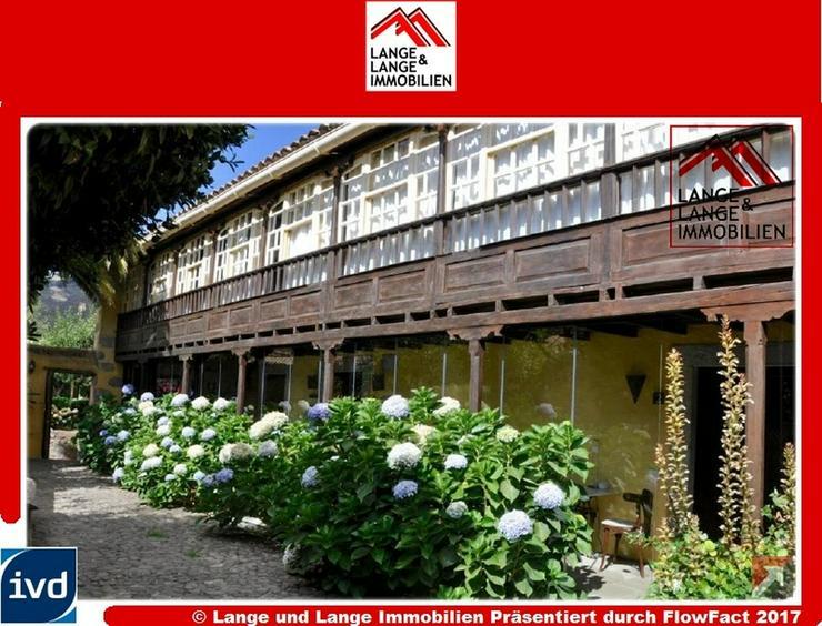 Gran Canaria - San Mateo - Saniertes Hotel aus dem 17. Jahrhundert - Ökotourismus - Spani...
