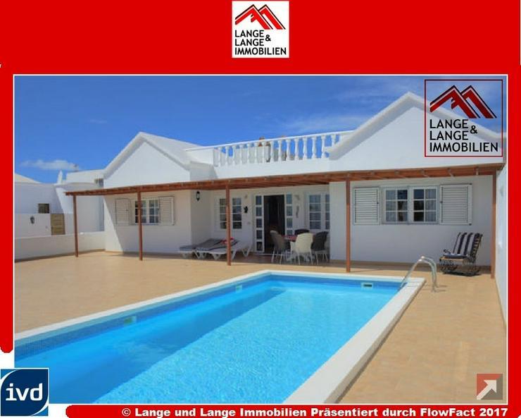 Lanzarote - Guime - intelligent geplant und traumhaft umgesetzt - Spanien Immobilien