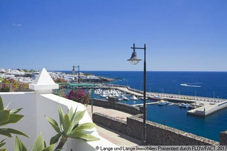 Bild 3: Lanzarote - Puerto del Carmen - 1. Meereslinie - hochwertige Villa - Spanien Immobilien