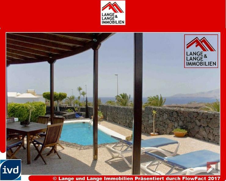 Lanzarote - Puerto del Carmen - einzgartige Designvilla - Spanien Immobilien