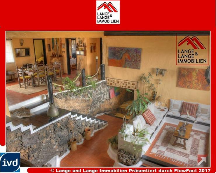 Lanzarote - Tahiche - Landhaus im Cesar Manrique-Stil - Spanien Immobilien