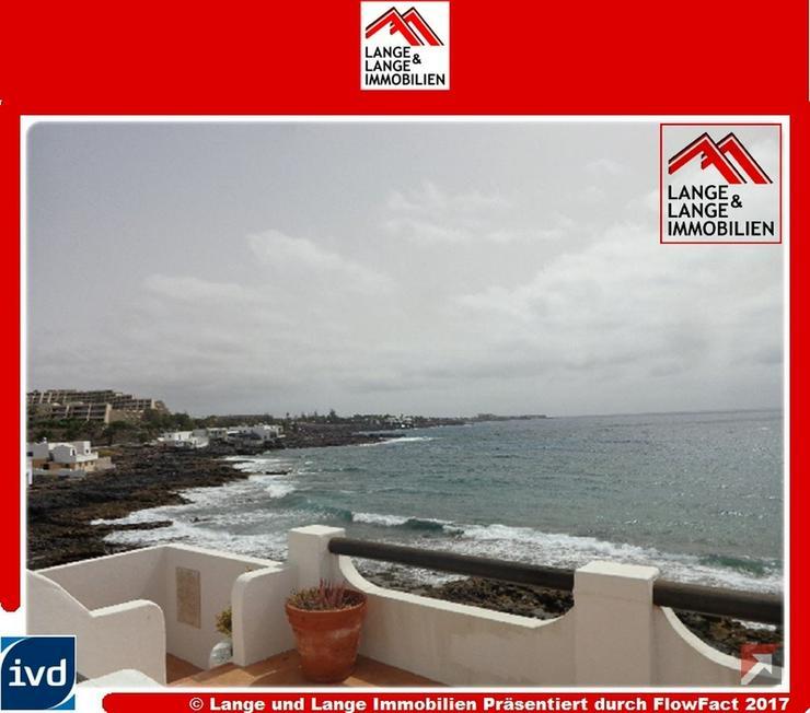 Lanzarote - Las Caletas - Cottage in 1. Meereslinie - Spanien Immobilien