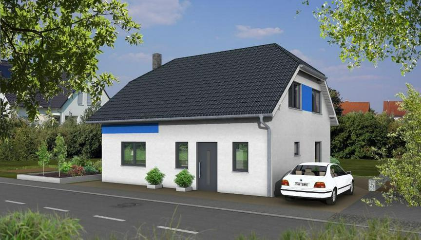 Wohnen im grünen Radensleben *Haus Hortensie**, inkl. Luftwärmepumpe - Haus kaufen - Bild 1