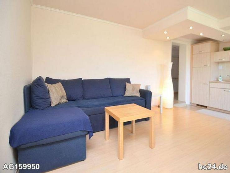Möblierte Wohnung in Wiesbaden-Nerotal
