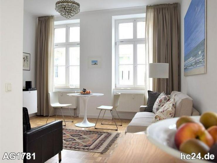 * WALDSTRASSENVIERTEL + Möbliertes Wohnen im schönsten Stadtviertel Leipzigs