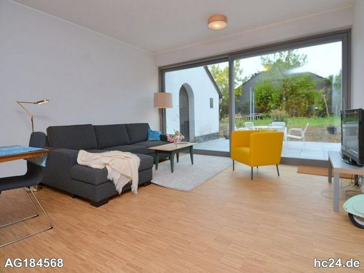 Möblierte 3-Zimmer Wohnung in kernsaniertem Haus mit Garten, Terrasse und W-Lan in Mainz