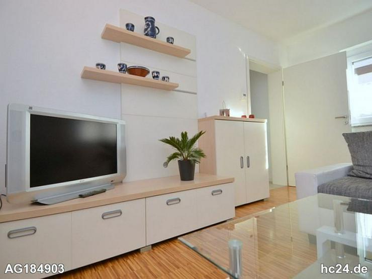 Möblierte 3-Zimmer Wohnung mit Internet und 2 Stellplätzen in Gau-Weinheim