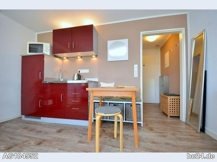 Möbliertes 1-Zimmer Apartment mit Aufzug in Mainz