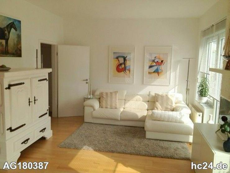 Möblierte 2-Zimmer Wohnung mit Dachterrasse und Tiefgaragenstellplatz in Wiesbaden