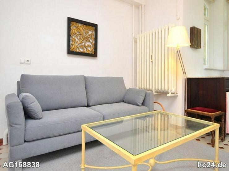 Möblierte 2-Zimmer Wohnung mit Internet und Reinigungsservice in Wiesbaden