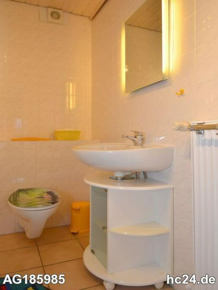 Bild 4: Möblierte 2-Zimmer Souterrain Wohnung mit eigenem Eingang in Nierstein.