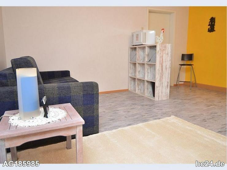 Bild 6: Möblierte 2-Zimmer Souterrain Wohnung mit eigenem Eingang in Nierstein.