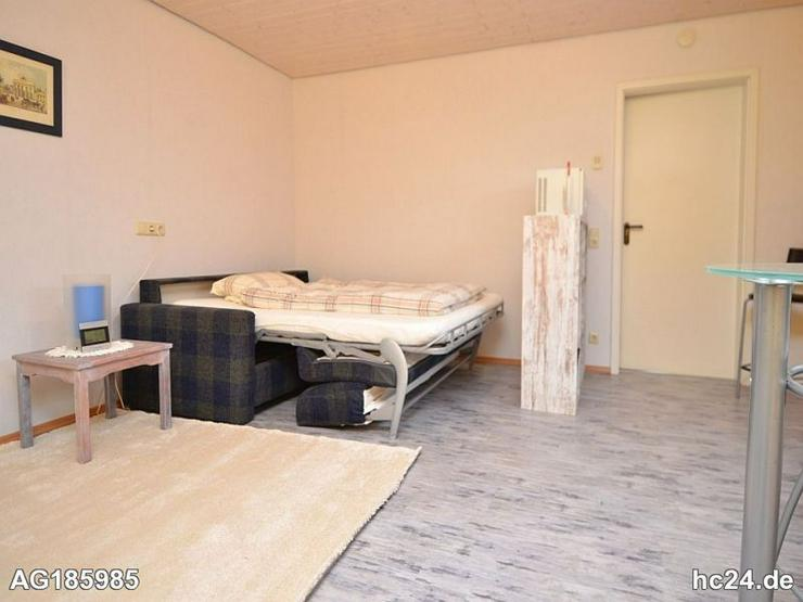Bild 2: Möblierte 2-Zimmer Souterrain Wohnung mit eigenem Eingang in Nierstein.