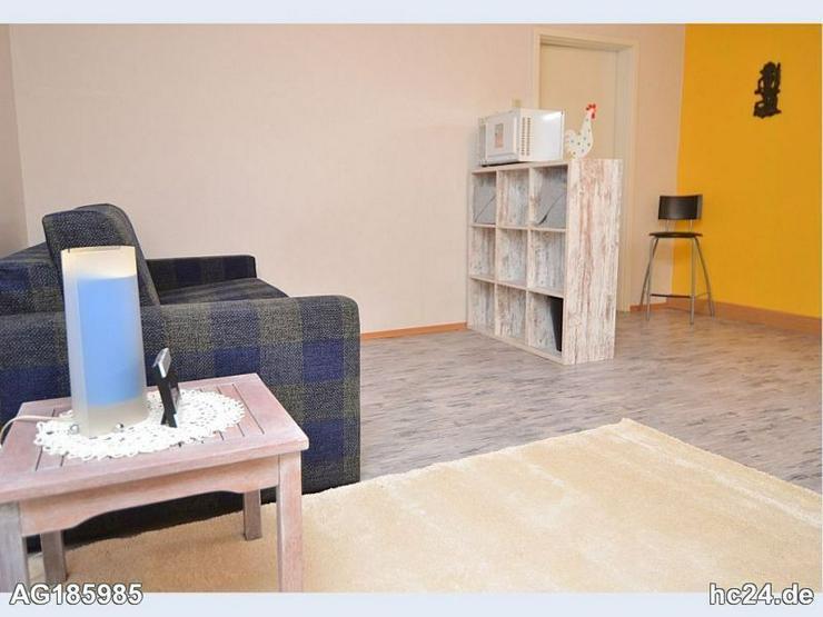Möblierte 2-Zimmer Souterrain Wohnung mit eigenem Eingang in Nierstein.