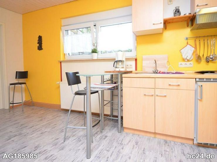 Bild 3: Möblierte 2-Zimmer Souterrain Wohnung mit eigenem Eingang in Nierstein.