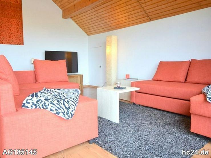 Möblierte 2-Zimmer Wohnung mit Balkon und PKW-Stellplatz in Ockenheim