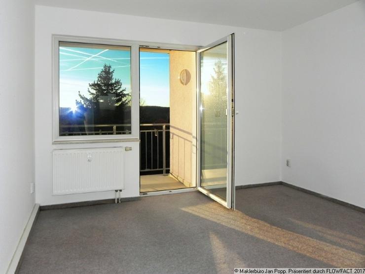 Schöner Blick vom Balkon, Einbauküche, ruhige Wohnlage