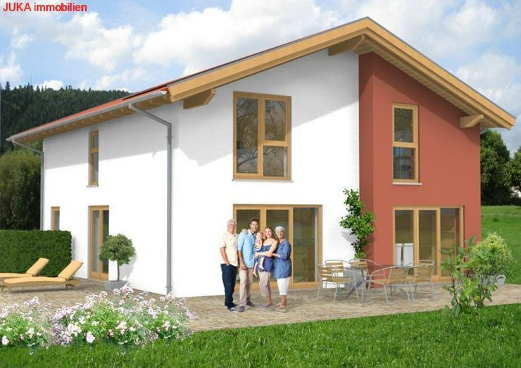 Satteldachhaus als ENERGIE-Plus-Speicher-HAUS ab 1076,- EUR - Haus mieten - Bild 1