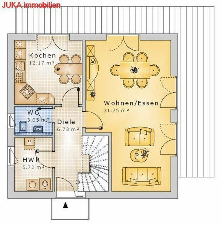 Bild 3: Satteldachhaus als ENERGIE-Plus-Speicher-HAUS ab 1076,- EUR