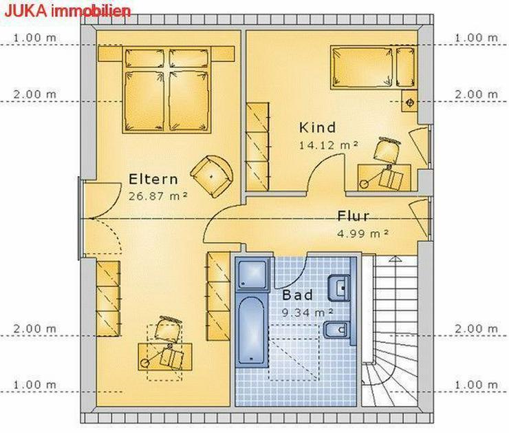 Bild 3: Wohnen wo andere Urlaub machen -- Satteldachhaus als ENERGIE-Plus-Speicher-HAUS ab 884,- E...