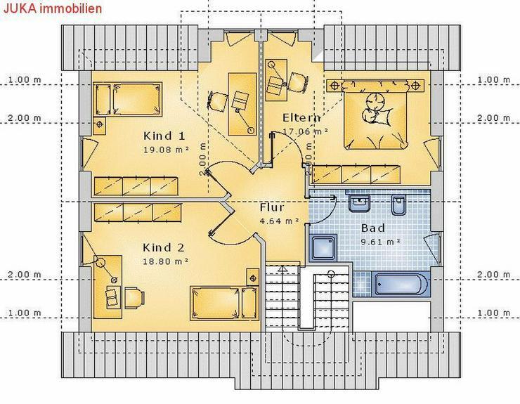 Bild 3: Satteldachhaus 130 in KFW 55 Faulbach
