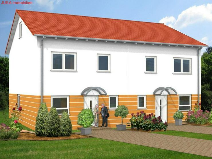 Bild 1: DHH in KFW 55 als Energie Plus Haus