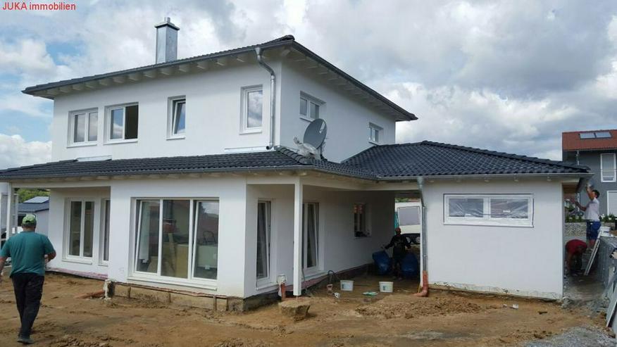 Bild 8: DHH in KFW 55 als Energie Plus Haus