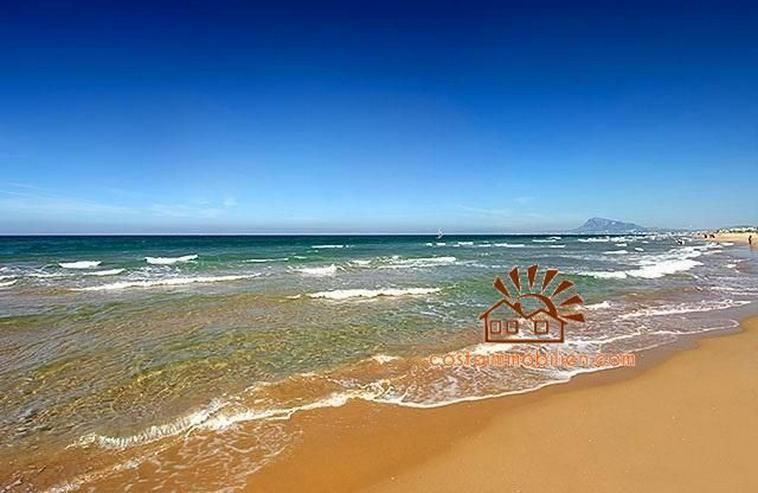 Bild 3: 1. Meerlinie - Grundstück mit 3.500 m² in Oliva Nova/Alicante, teilbar in 10 Einheiten!!