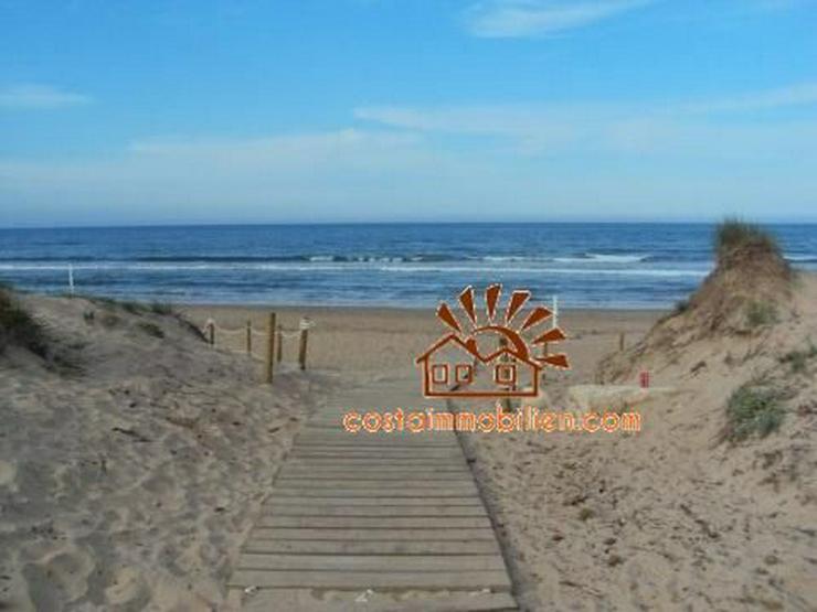 1. Meerlinie - Grundstück mit 3.500 m² in Oliva Nova/Alicante, teilbar in 10 Einheiten!! - Grundstück kaufen - Bild 1