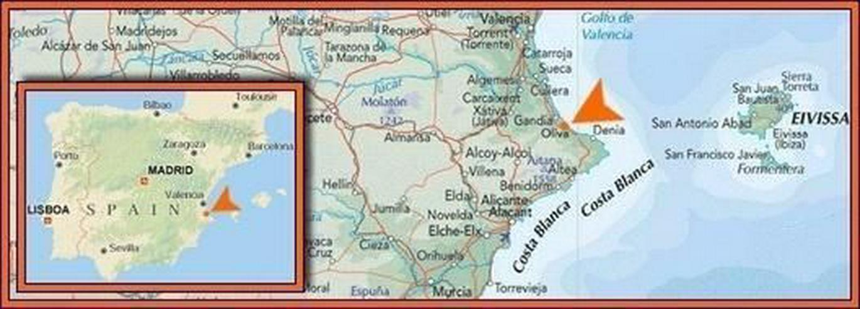 Bild 5: 1. Meerlinie - Grundstück mit 3.500 m² in Oliva Nova/Alicante, teilbar in 10 Einheiten!!