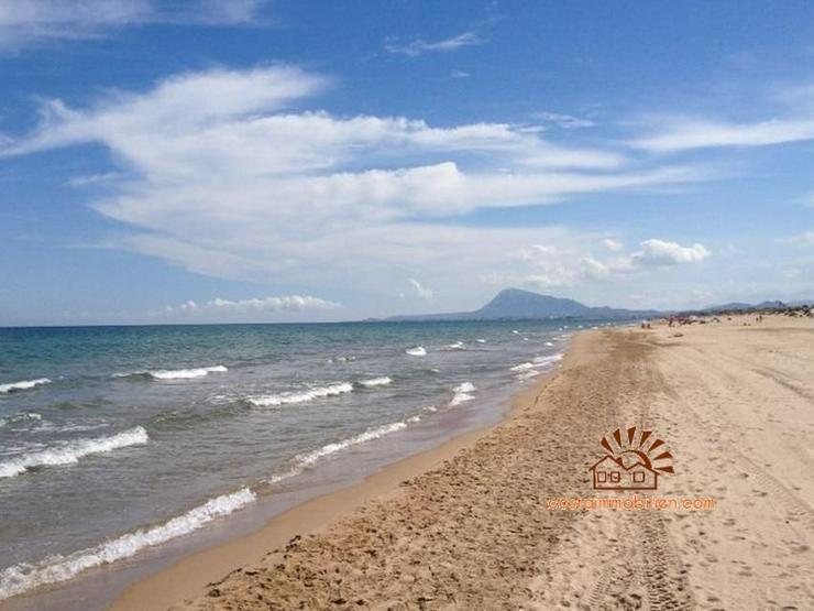 Bild 4: 1. Meerlinie - Grundstück mit 3.500 m² in Oliva Nova/Alicante, teilbar in 10 Einheiten!!