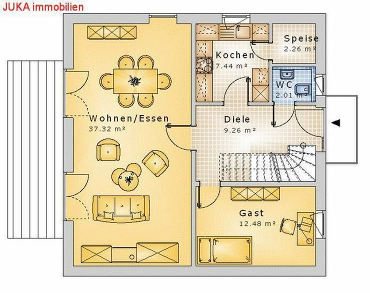 Bild 2: Toscanahaus als ENERGIE-PLUS-Speicher-HAUS ab 890,- EUR