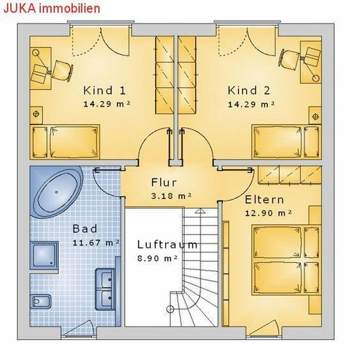 Bild 5: Toscanahaus als ENERGIE-Speicher-HAUS ab 682,- EUR