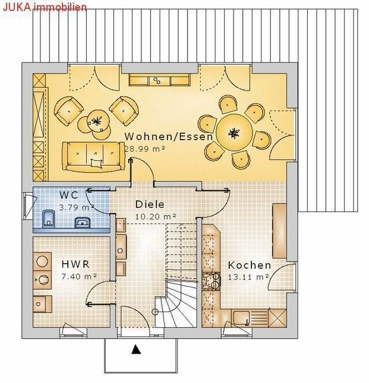 Bild 4: Toscanahaus als ENERGIE-Speicher-HAUS ab 682,- EUR