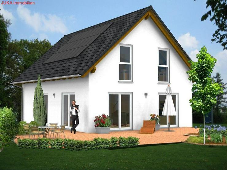 Bild 2: Satteldachhaus als ENERGIE-Plus-Speicher-HAUS ab 550,- EUR