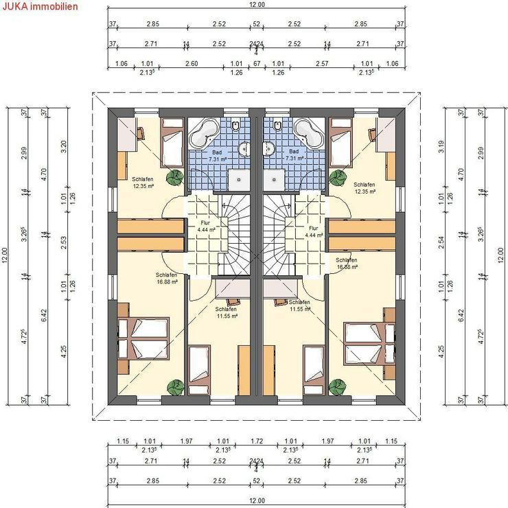 Bild 3: Toscanahaus 112 in KFW 55, Mietkauf ab 627,-EUR mt.
