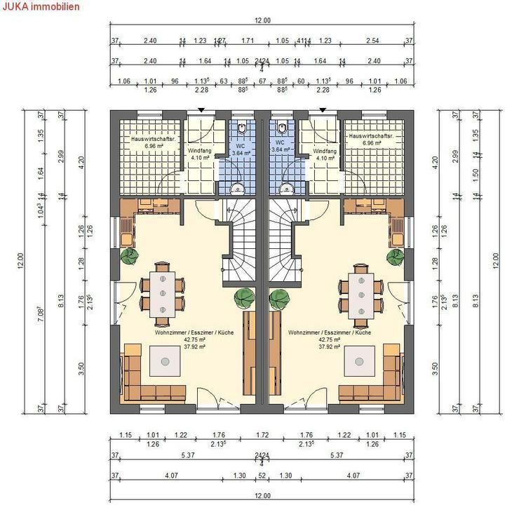 Bild 2: Toscanahaus 112 in KFW 55, Mietkauf ab 627,-EUR mt.