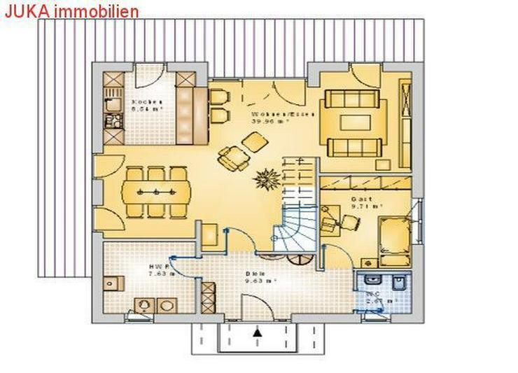Bild 4: Satteldachhaus 130 in KFW 55, Mietkauf ab 922,-EUR mtl.