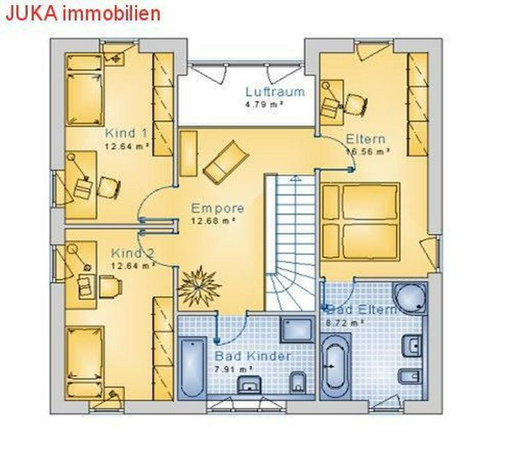 Bild 5: Satteldachhaus 130 in KFW 55, Mietkauf ab 922,-EUR mtl.