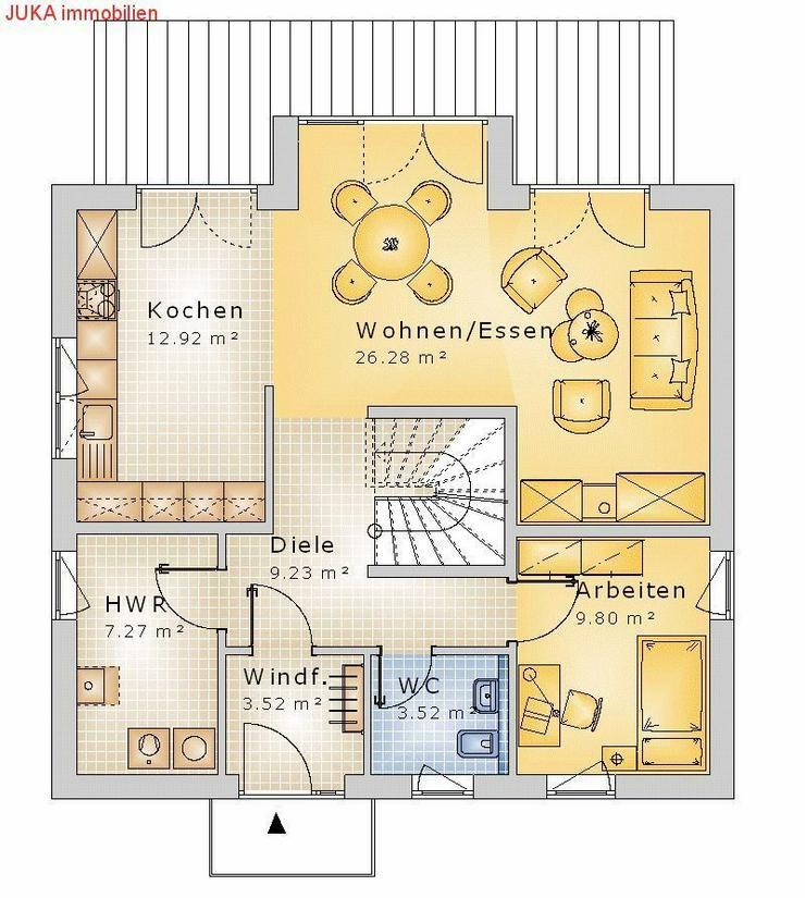 Bild 2: Satteldachhaus 130 in KFW 55, Mietkauf ab 822,-EUR mtl.