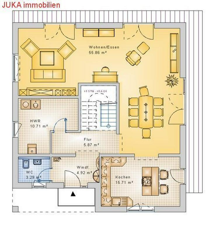 Bild 4: Satteldachhaus 130 in KFW 55, Mietkauf ab 1020,-EUR mtl.