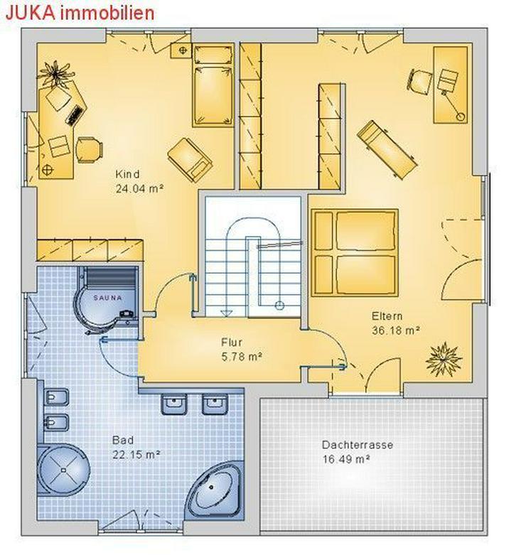 Bild 3: Satteldachhaus 130 in KFW 55, Mietkauf ab 1020,-EUR mtl.